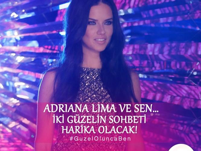 Adriana Lima İle Güzellik Üzerine Keyifli Bir Sohbet!