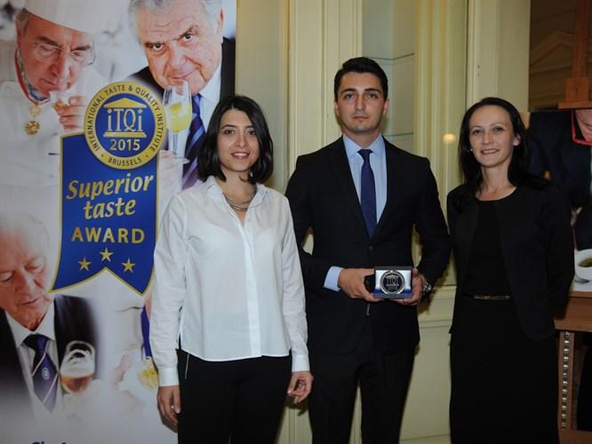 iTQi'dan Salat'a 'Üstün Lezzet Ödülü'