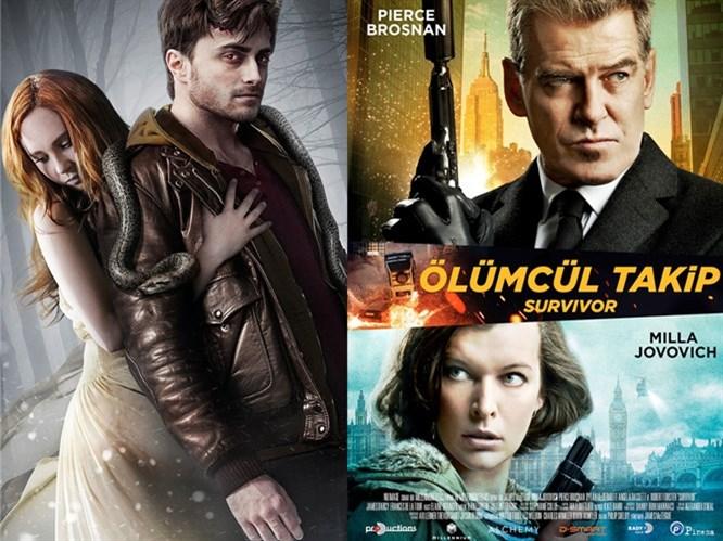 Haftanın Vizyona Giren Filmleri!