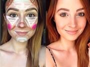 Yeni Makyaj Trendi Palyaço Kontürü