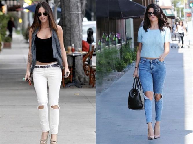 Trend: Yırtık Jean