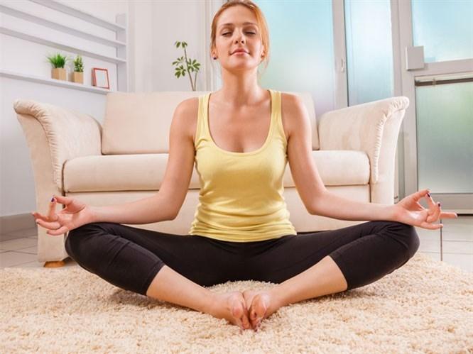 Evde Uygulanabilecek 6 Yoga Pozu