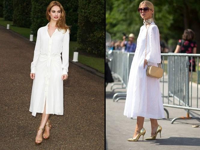 Trend: Uzun Gömlek Elbise
