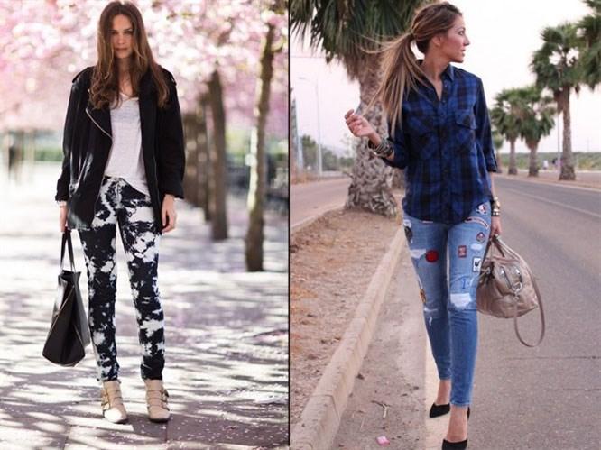 Eski Jean Pantolonları Yenilemenin Yolları