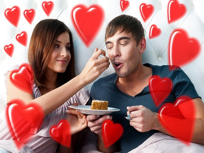 Aşk Dopingi Yiyecekler!