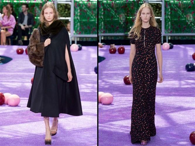 Christian Dior 2015 & 2016 Sonbahar/Kış Koleksiyonu