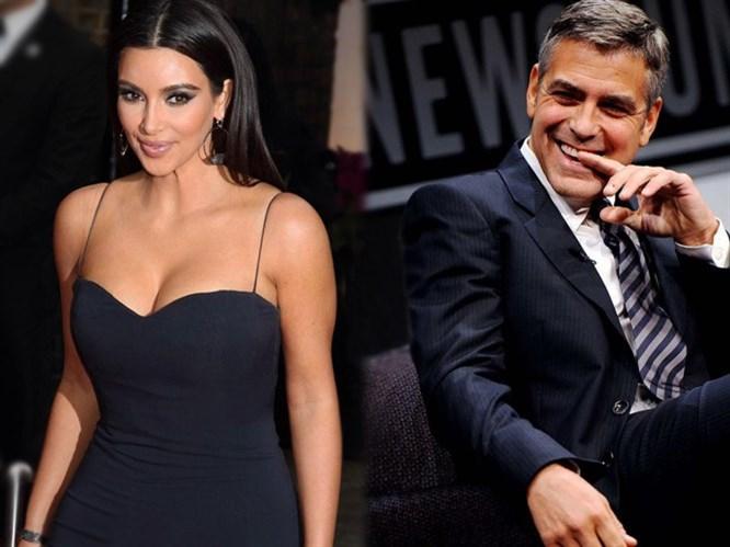 """Clooney Ve Kardashian'ın Tercihi Yüzde Ve Vücutta """"Saten"""" Etkisi"""