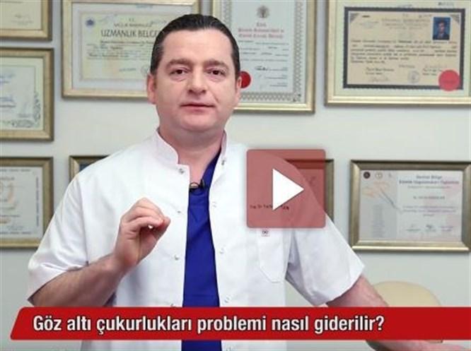 Göz Altı Çukurlukları Problemi Nasıl Giderilir?