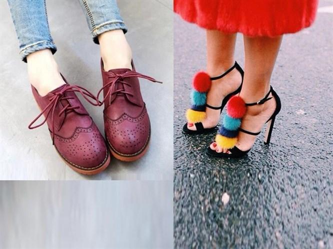 2015-2016 Sonbahar/Kış Ayakkabı Trendleri