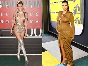 MTV Kıyafetleri Neye Benziyor?
