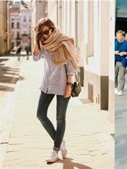 Yazlık Kıyafetler Sonbaharda Nasıl Giyilir?