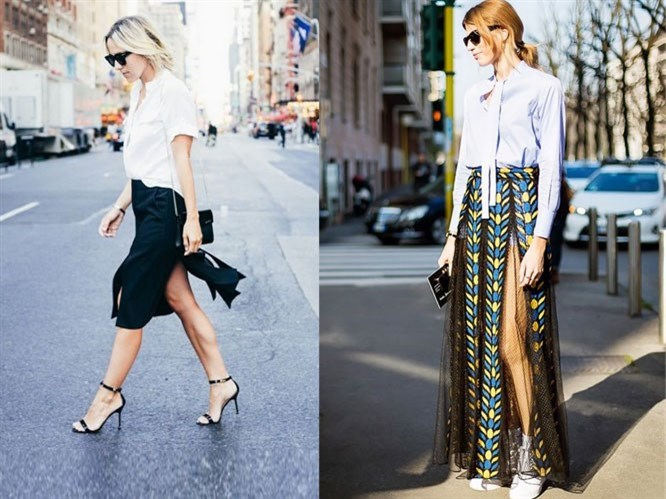 Trend: Car Wash Skirt