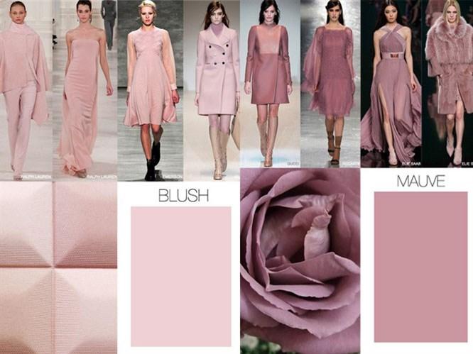 2015-2016 Sonbahar/Kış Renk Trendleri