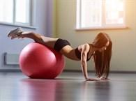 Biçimli Kalçalar İçin Sıkılaştırıcı Egzersiz