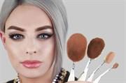 Makyajın Yeni Trendi: Kaşık Fırçalar