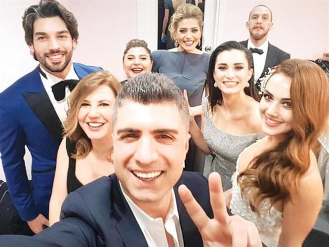 ''Her Şey Aşktan'' Galası