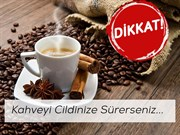 Kahveyi Cildinize Sürerseniz...