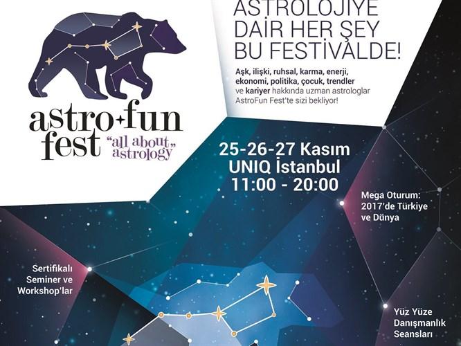 Astroloji Festivali Geliyor!