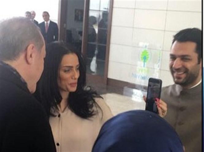 Cumhurbaşkanı Recep Tayyip Erdoğan, Murat Yıldırım'a Kız İstedi