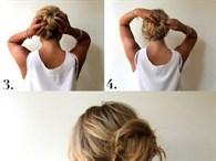 Evde Yapabileceğiniz 12 Saç Modeli