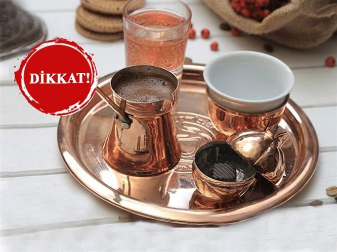Türk Kahvesi Diyetiyle Hızla Kilo Verin!