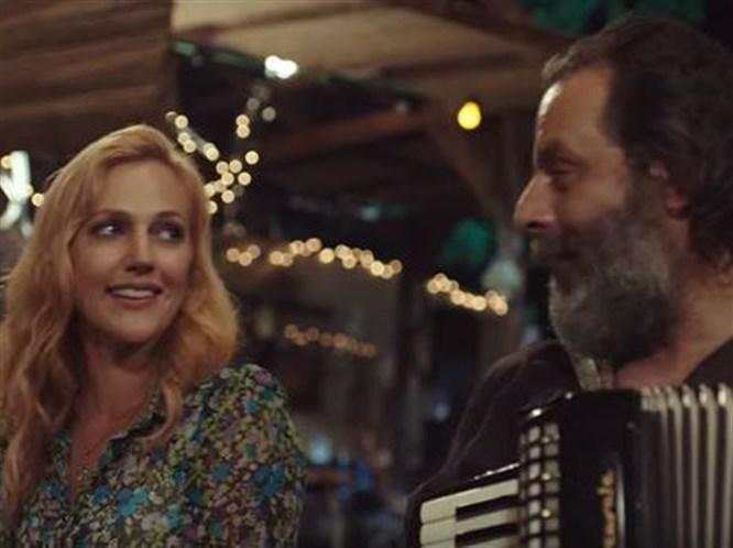Meryem Uzerli Şarkı Söyledi!(Video)
