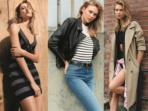 Topshop'un Yeni Marka Yüzü:Karlie Kloss