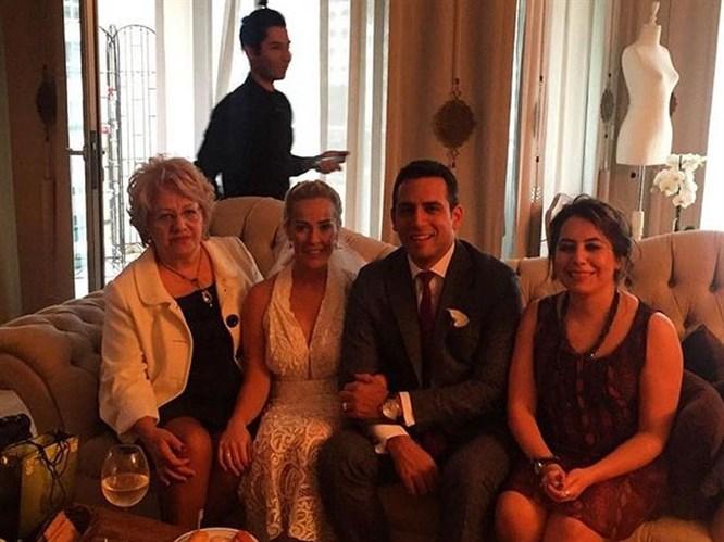 Helin Avşar Ve Serhan Bora Yıldırım Nikahıyla Evlendi