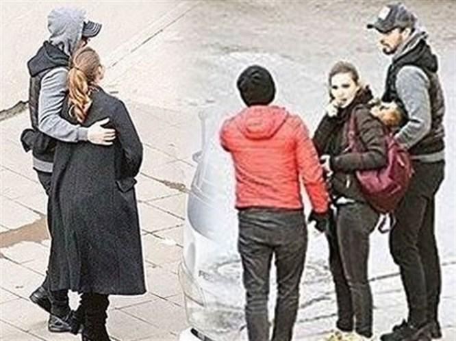 Murat Boz Aslı Enver'i Saatlerce Bekledi!