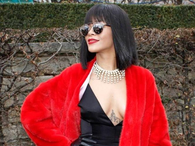 5 Adımda Rihanna' nın Stili