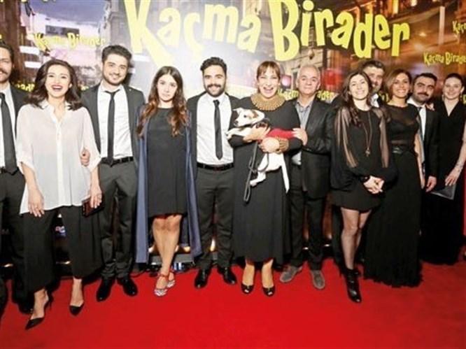 Kaçma Birader Filminin Galası Yapıldı!