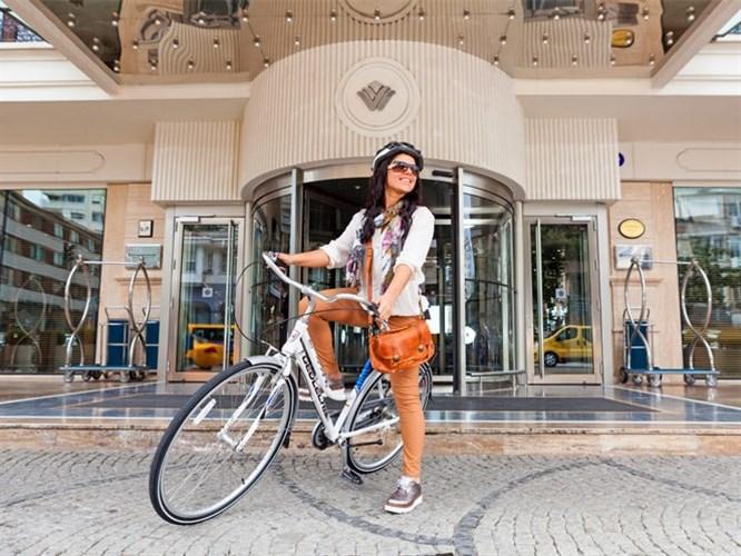 Şehrin Karmaşasından Pedal Çevirerek Uzaklaşın