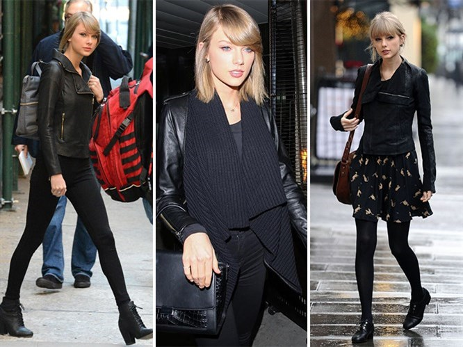Taylor Swift'in Cool Stilinden İlham Alıyoruz