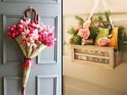 Komşulara Baharı Duyuran 15 Kapı Süsü!