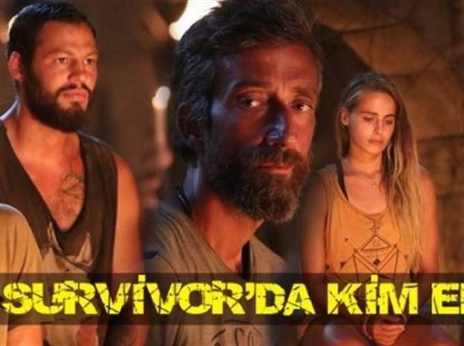 Survivor'da Elenen İsim Şaşırttı!