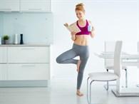 Gündelik Egzersizlerle Forma Girin!