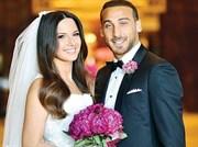Cenk Tosun ile Ece Akgürbüz Evlendi!
