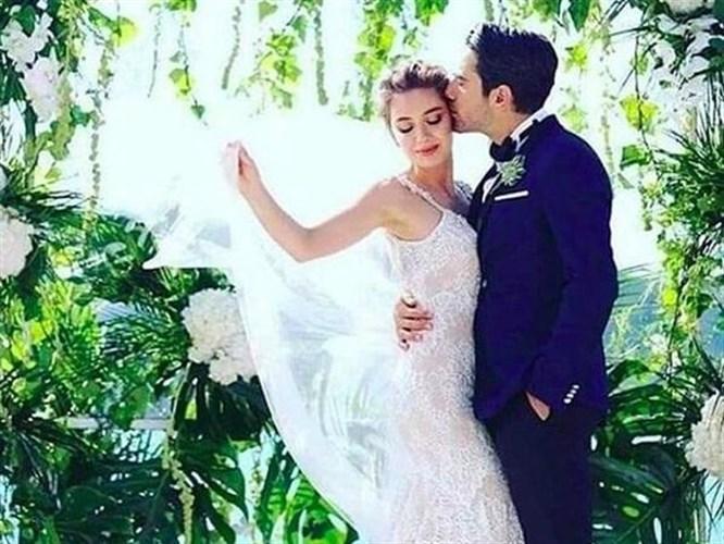 Neslihan Atagül'ün Düğünden Sonra İlk İşi Bakın Ne Oldu?
