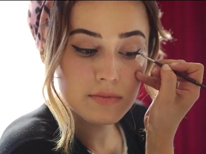 Pratik Eyeliner Sürme Teknikleri
