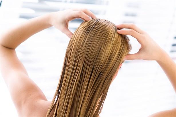 Tatil dönüşü saç bakımı