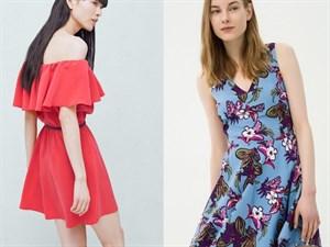 50 TL Altı Yazlık Elbise Modelleri