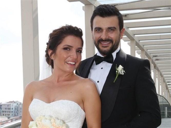 Gökhan Tepe ve Aylin Özer Evlendi!