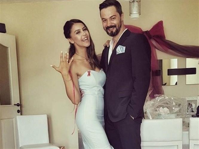 Nilay Duru Emre Kıyan Nişanlandı!