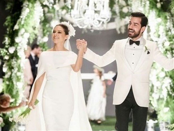 Vakko Holding'in Kızı Evlendi!