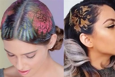 Bu Yeni Saç Trendine Aşık Olacaksınız!
