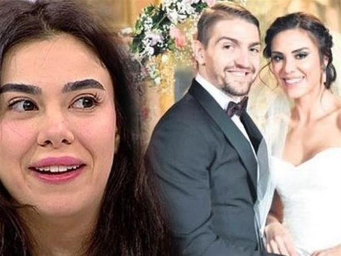 Asena Atalay'dan Caner Erkin'e Düğün Hediyesi!