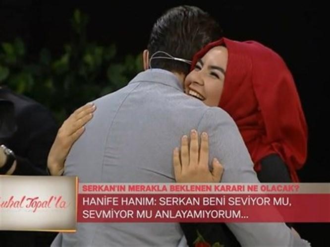 Gelin Adayı Hanife Serkan'la Evleniyor mu?