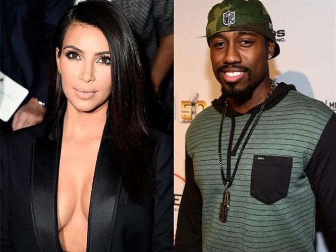 Kim Kardashian, Kocasını  Yıldız Futbolcuyla Aldatıyormuş!