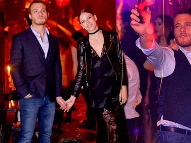 Serenay ile Kerem'in Yeni Yıl Kutlaması