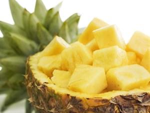 Vücutta Yağ Birikmesini Önleyen Yiyecek: Ananas!